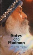 osho notes of a madman
