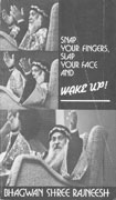 osho snap your fingers slap your face and wake up