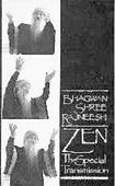 osho zen the special transmission